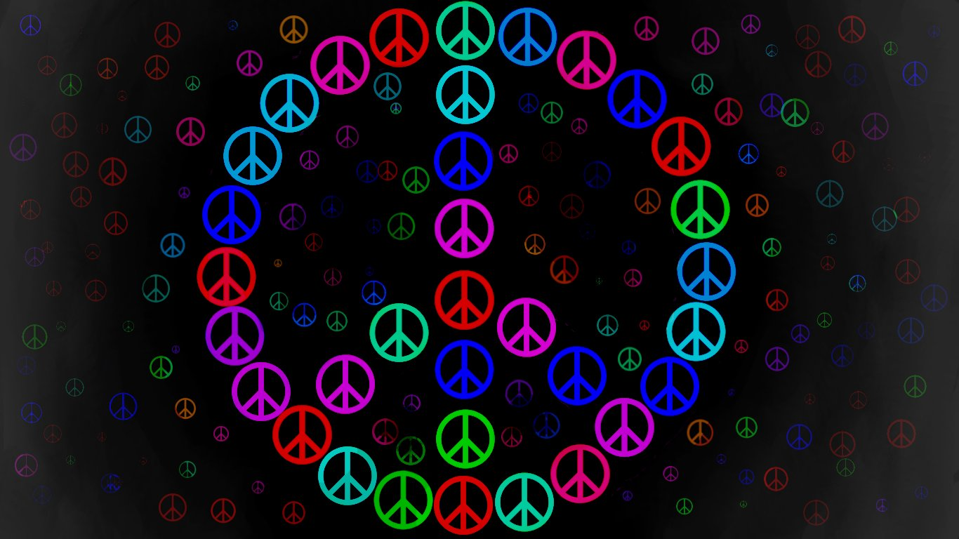 Peace Sign Wallpaper