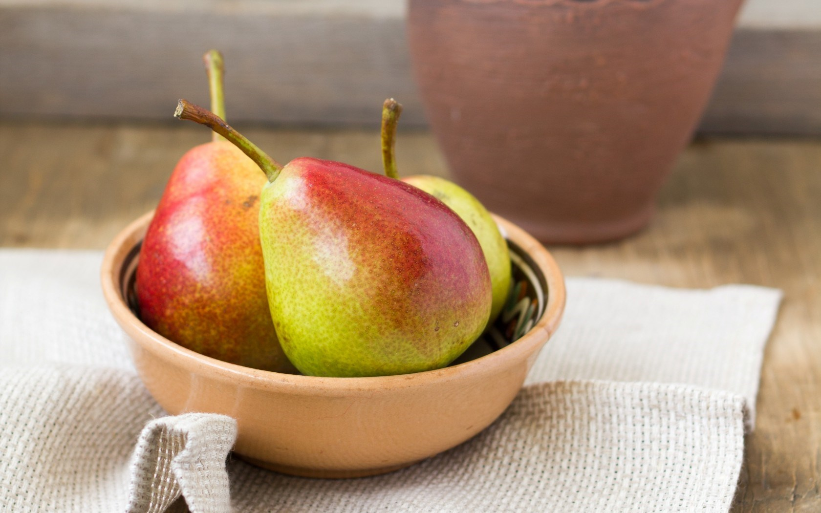 Pears Fruit Table