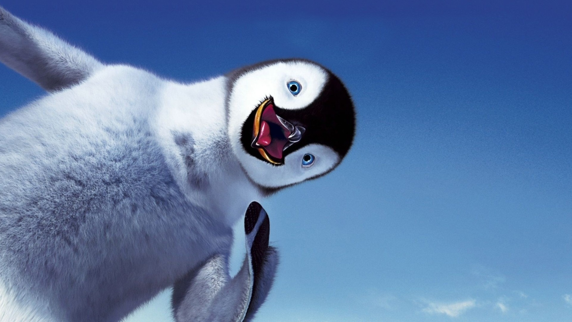 Penguin Wallpaper 1