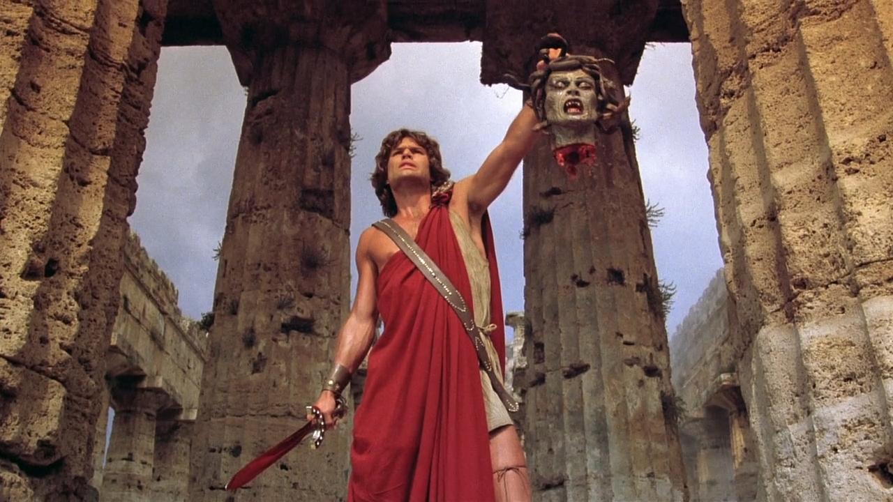Perseus Eurymedon, founder of Mykenai