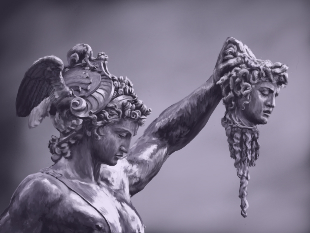 Perseus with the Head of Medusa Picture