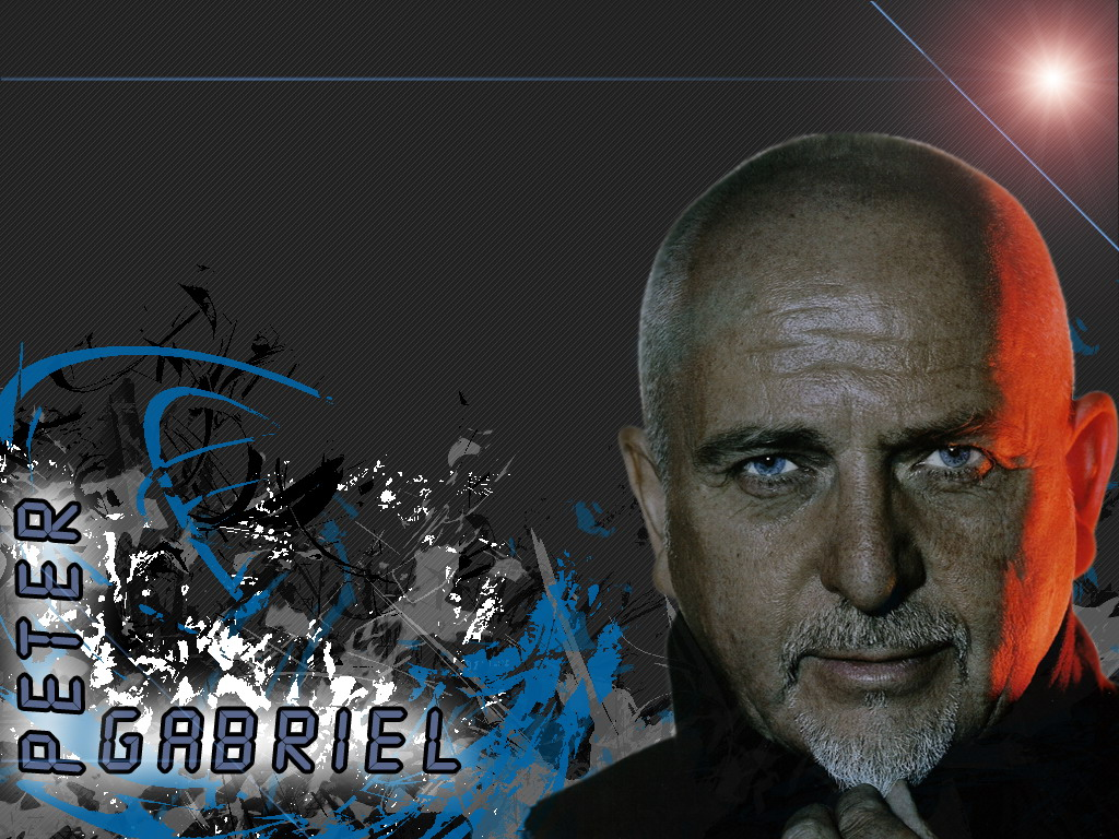 Peter Gabriel wallpaper by YellowEagle ...