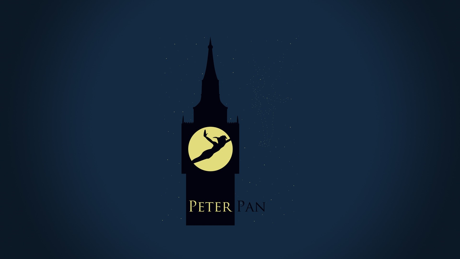 Peter Pan Art