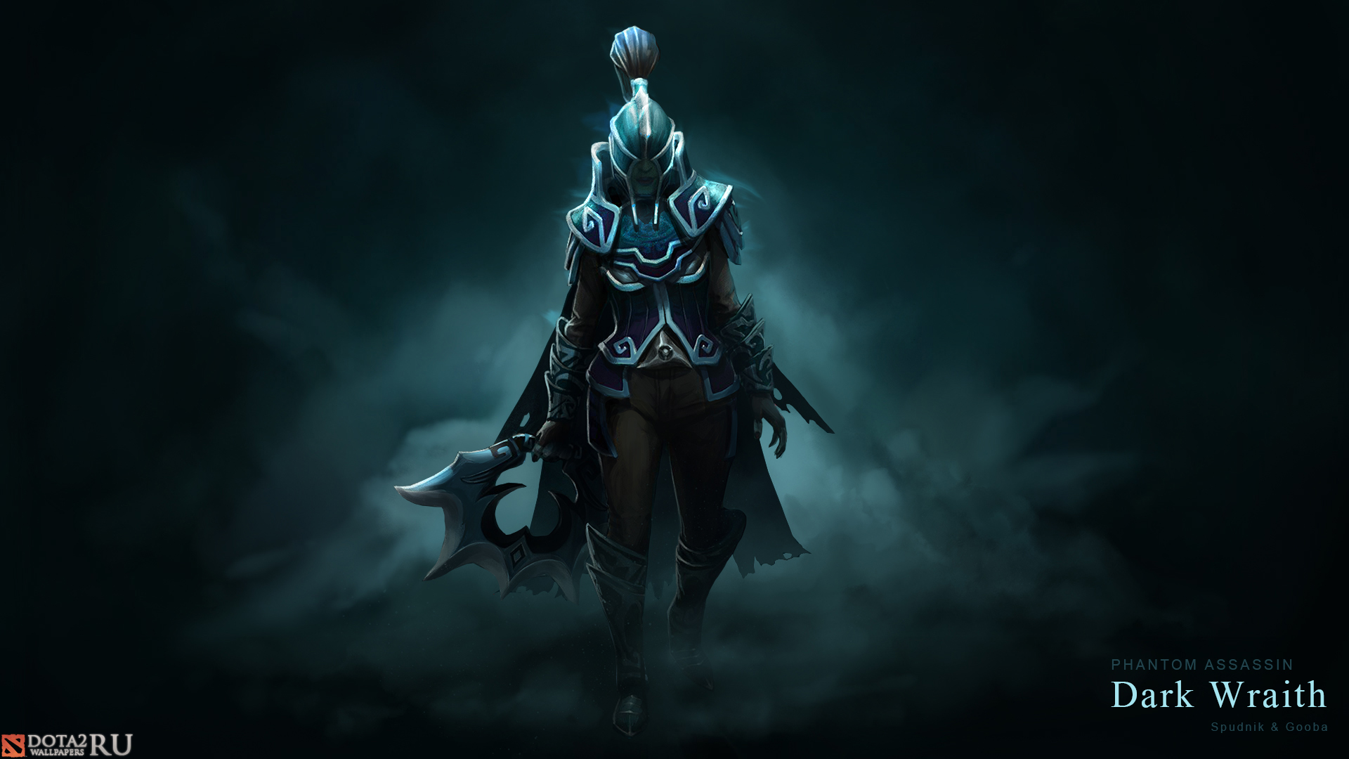 Dota2 : Phantom Assassin 2