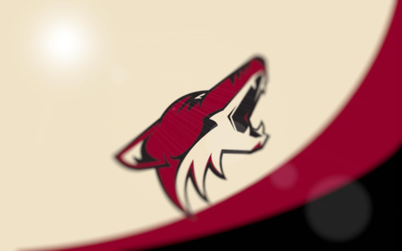 Phoenix Coyotes Logo Wallpaper