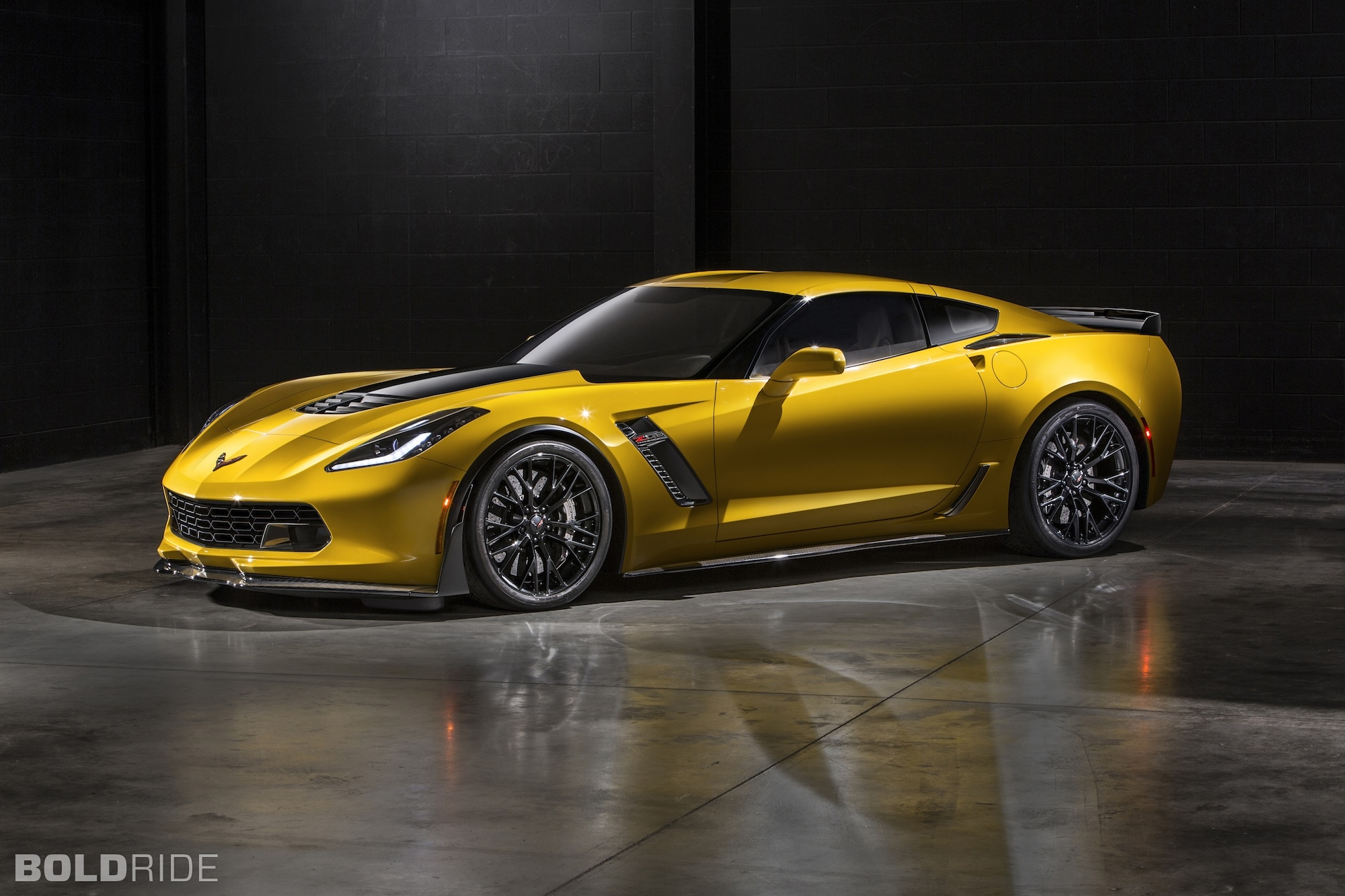 Photo Chevrolet Corvette Z06