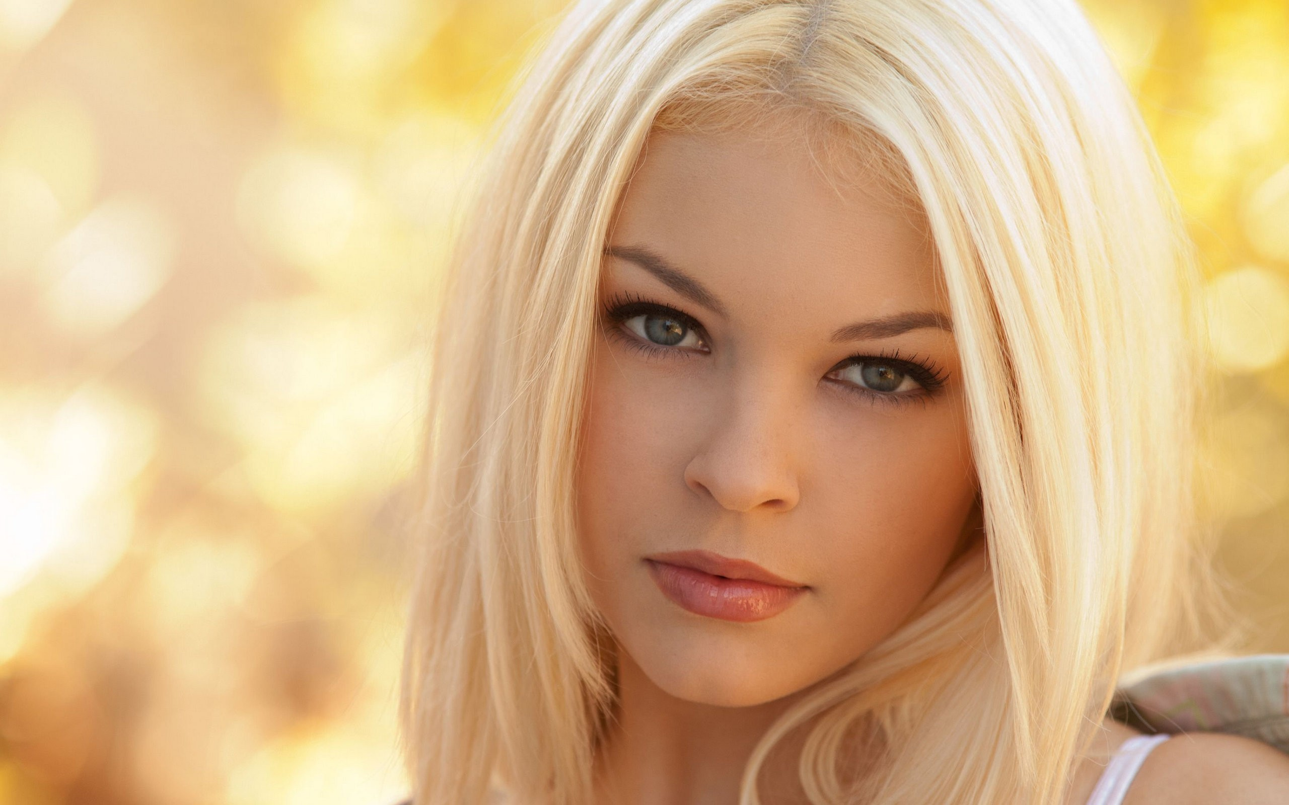 Photo Girl Blonde