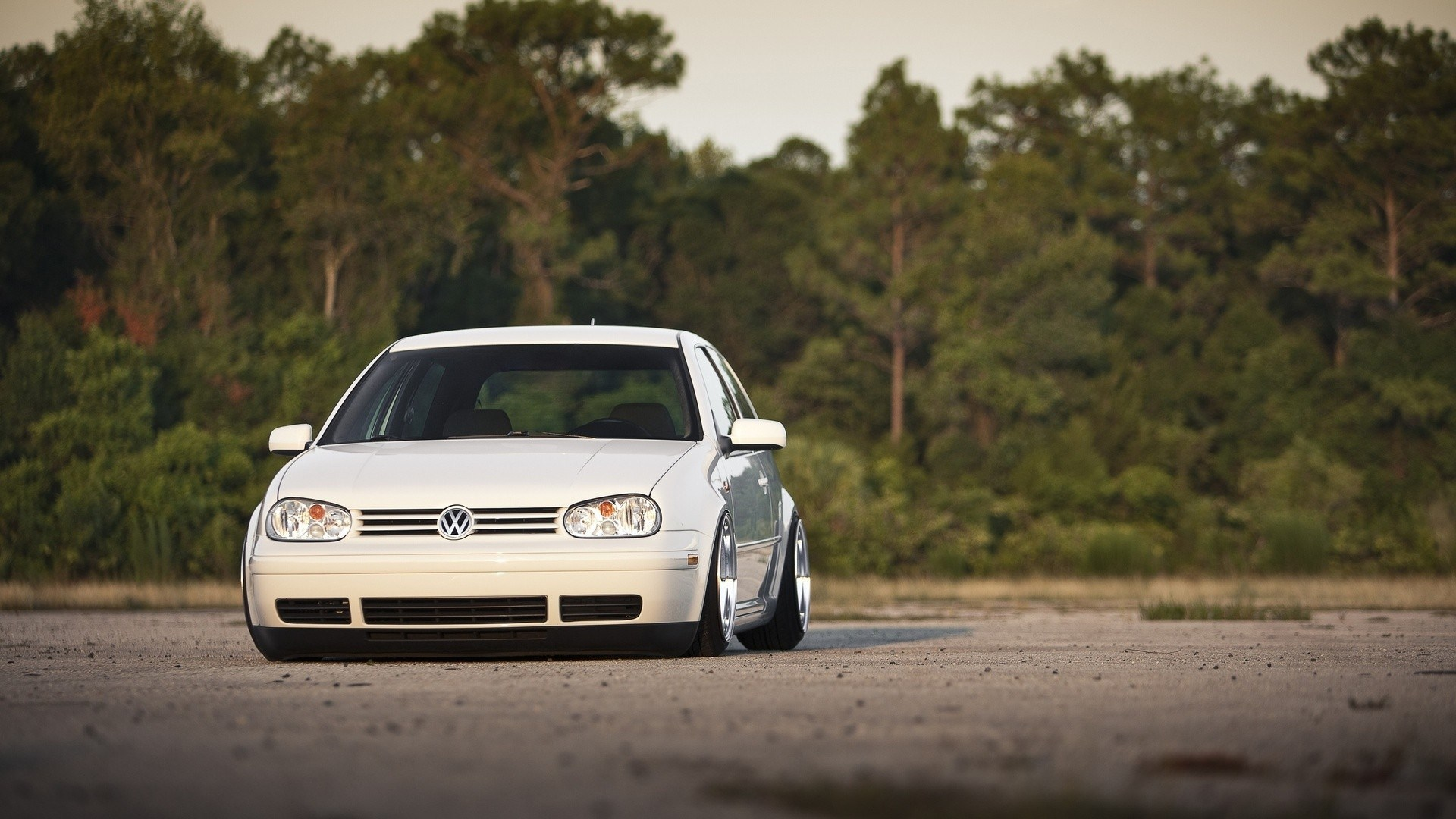 Photo Volkswagen Golf Tuning
