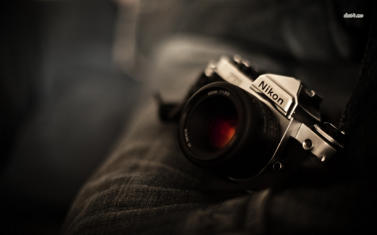 Nikon camera wallpaper - Photography wallpapers | Extra Wallpaper by GXM.co