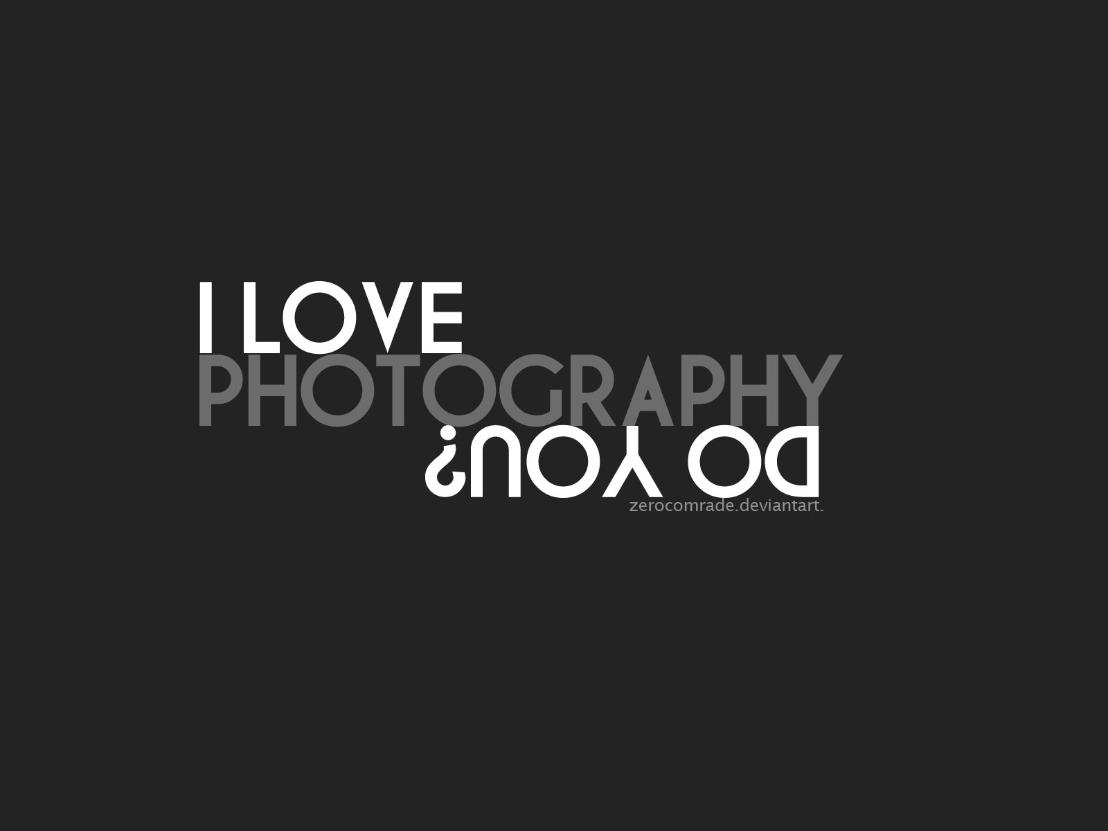 Photography Lovers Wallpaper