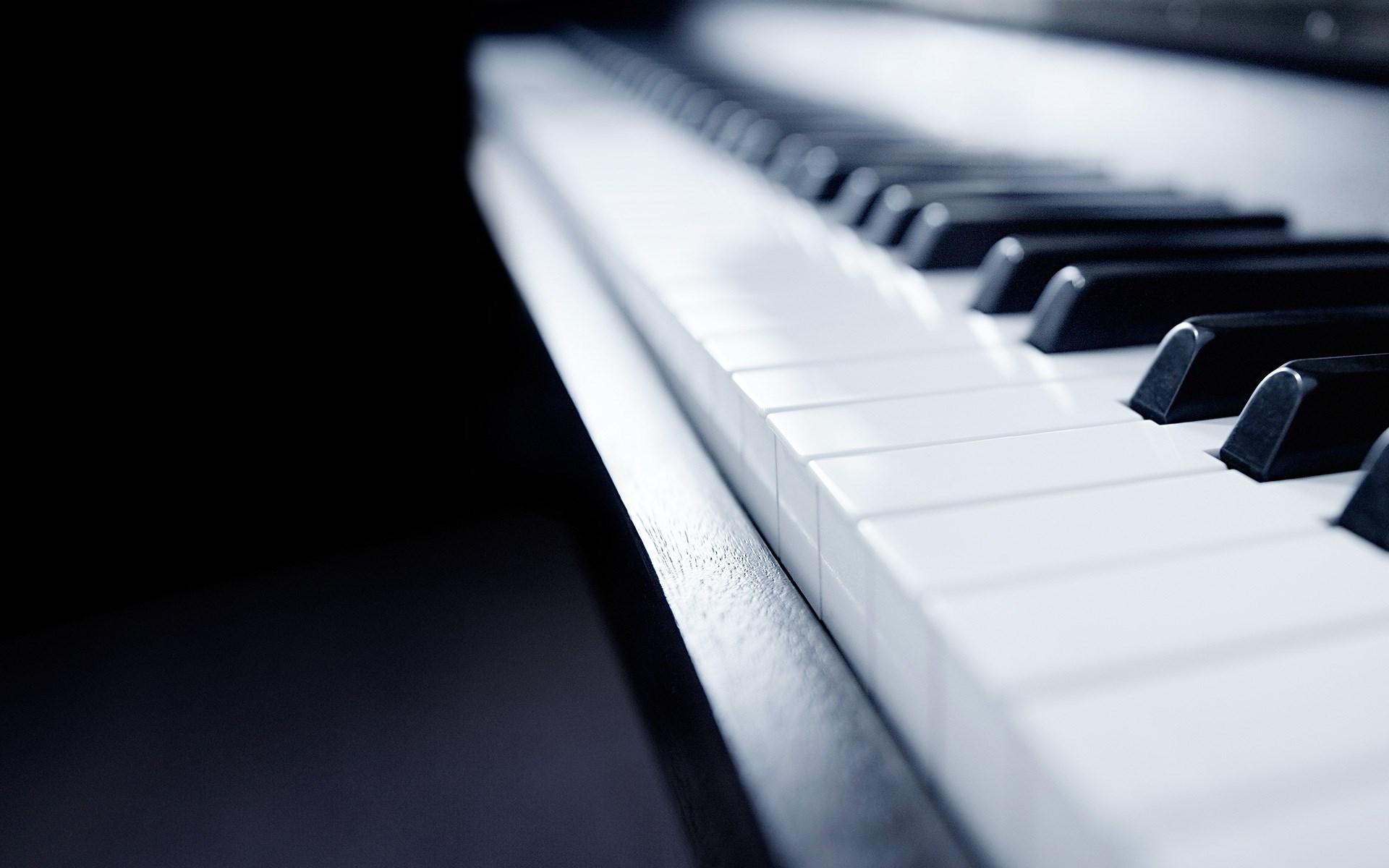 Piano Close-Up Photo Music