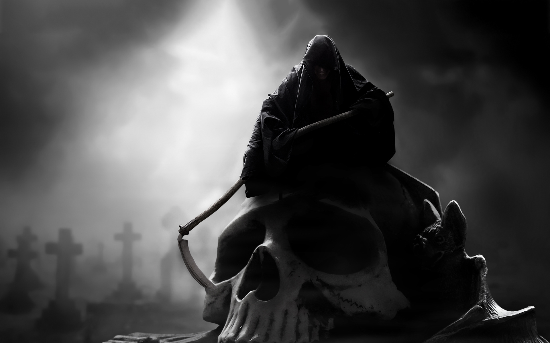 Picture Of Grim Reaper