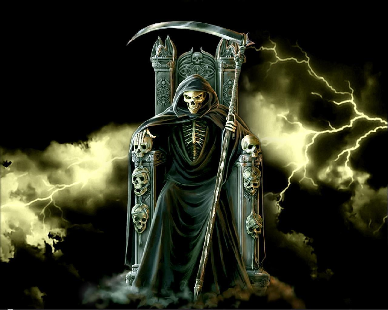 the grim reaper Grim Reaper