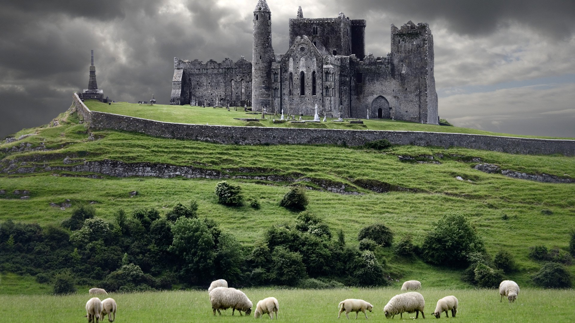 Halifax to Dublin, Ireland - $600 roundtrip including taxes | Summer 2014