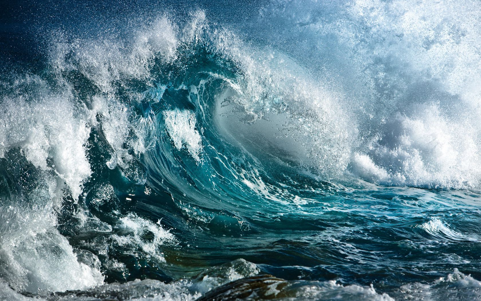 Ocean Waves Wallpaper ...