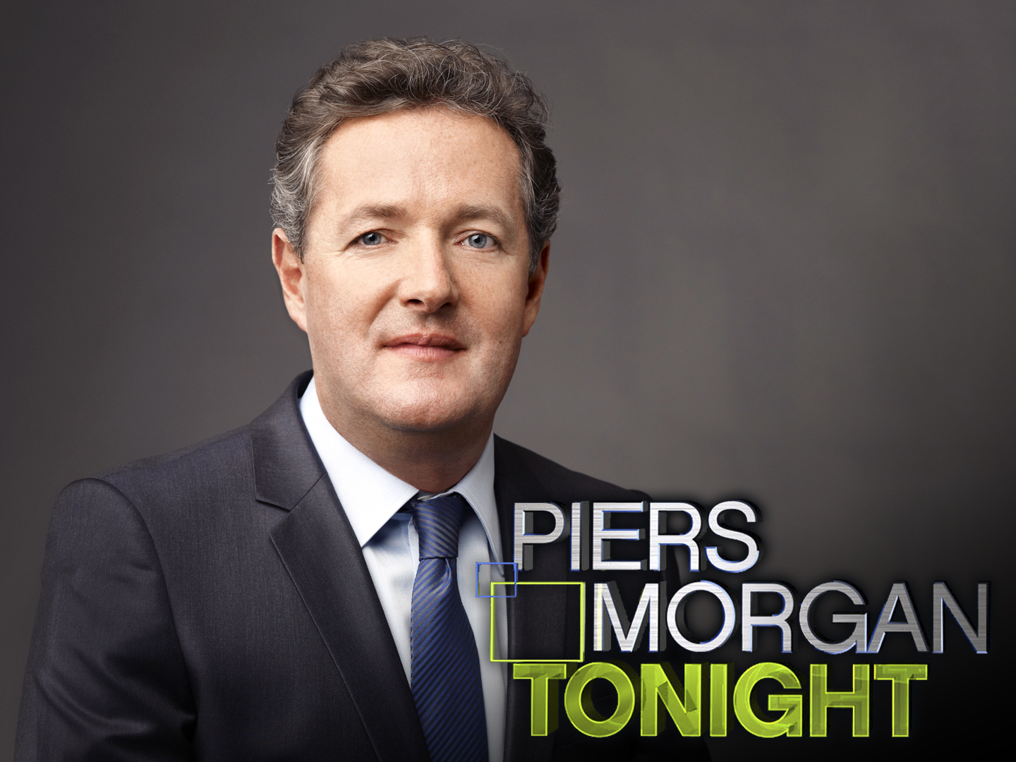 Piers Morgan ...