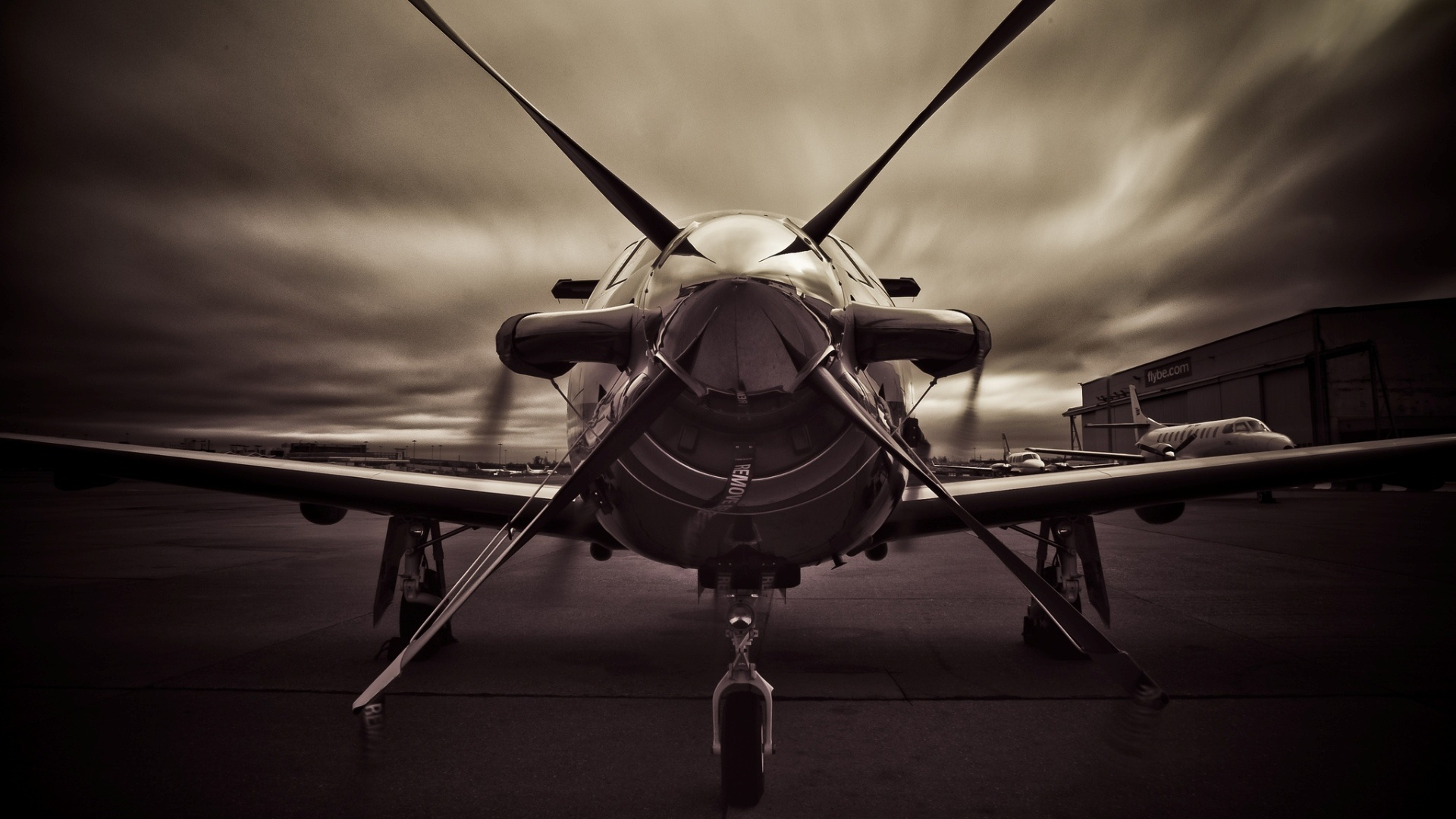Pilatus pc 12 turboprop