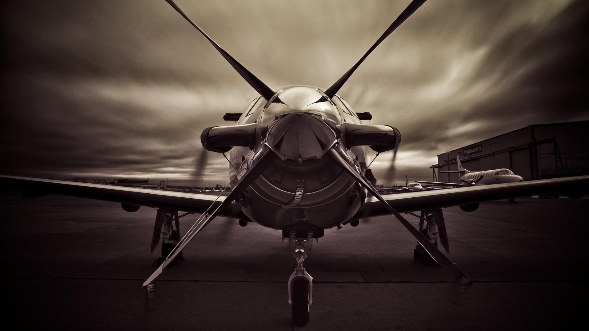 Pilatus pc 12 turboprop