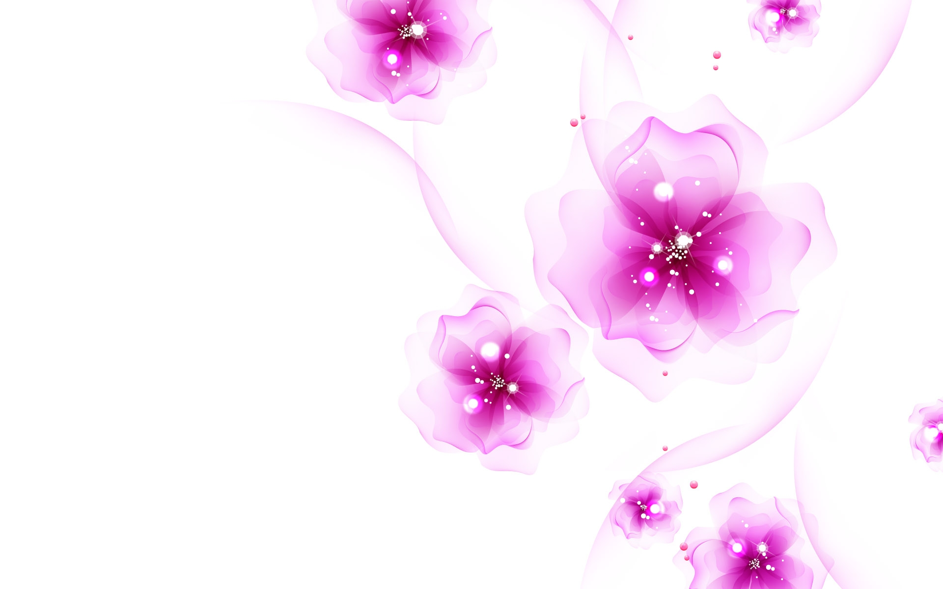 ... beautiful-white-and-pink-abstract-backgrounds-flowers ...