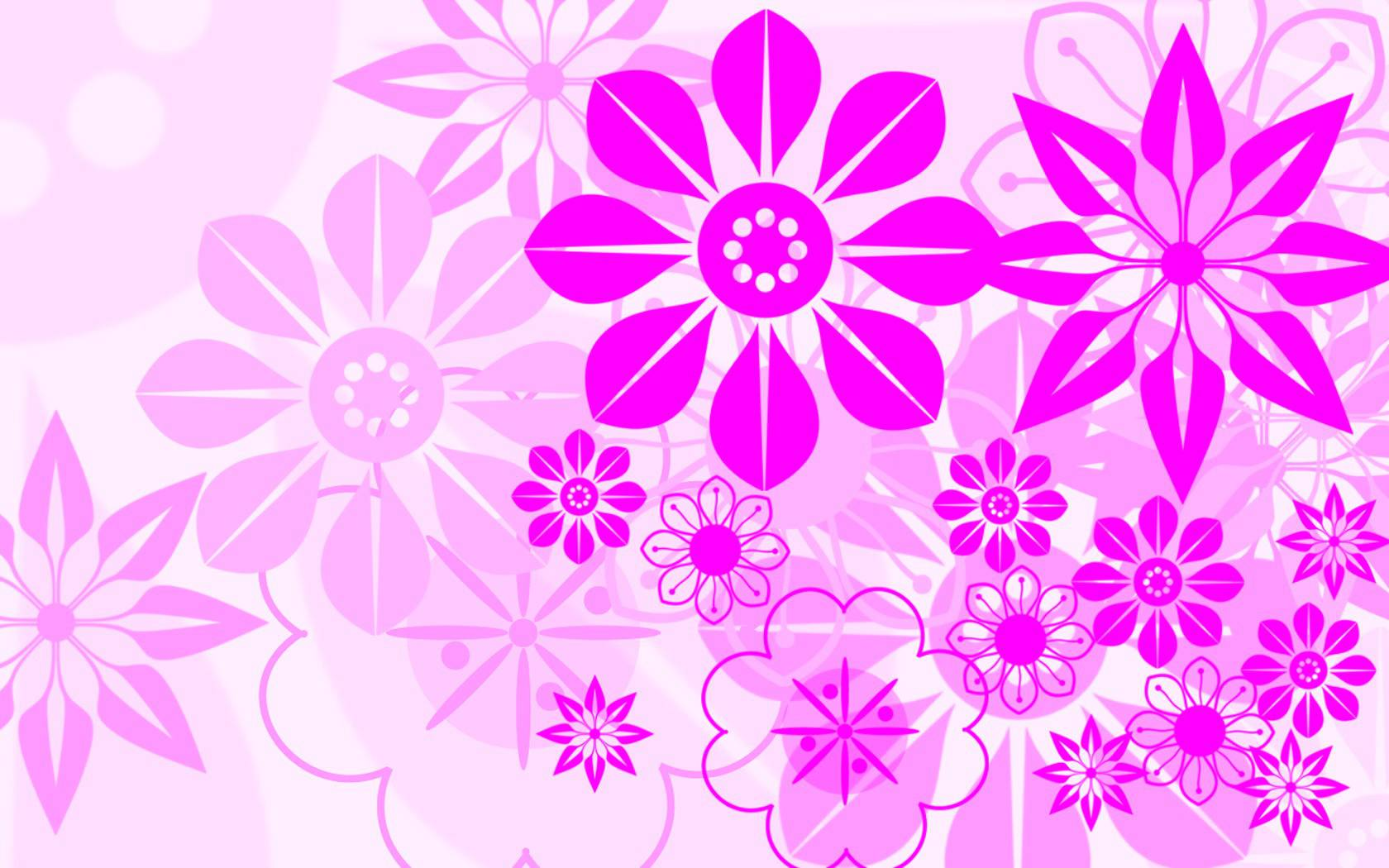 white and pink wallpaper - photo #15
