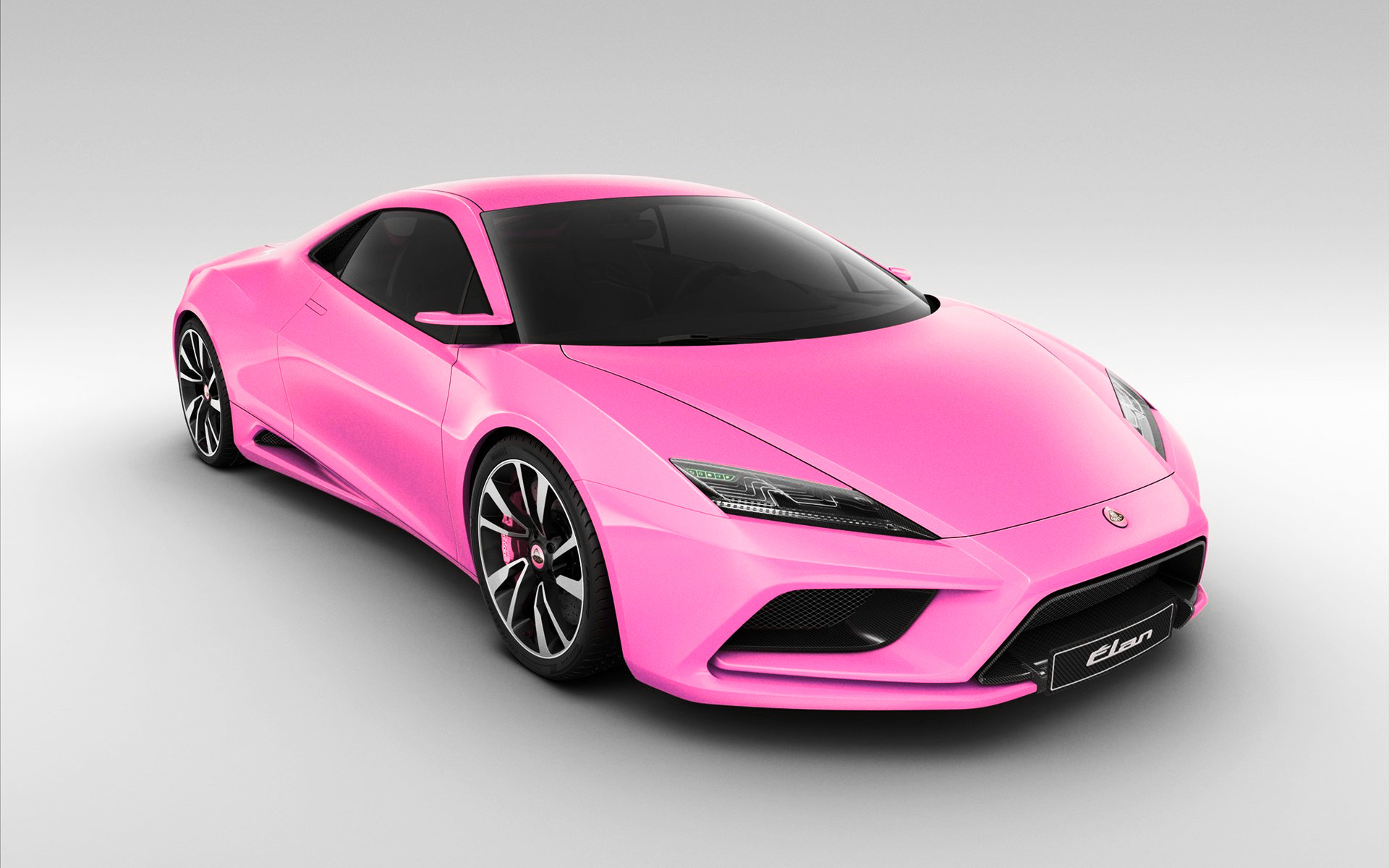 Pink Car Pictures