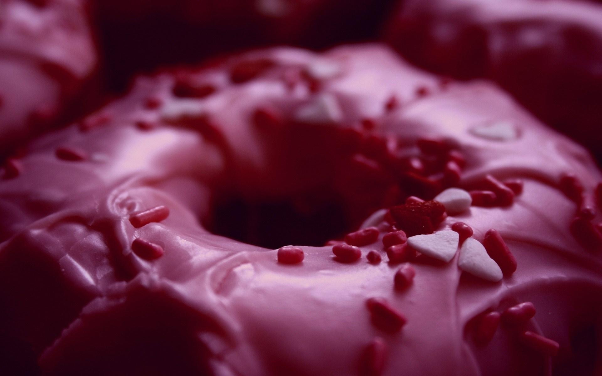 Pink Donut Macro