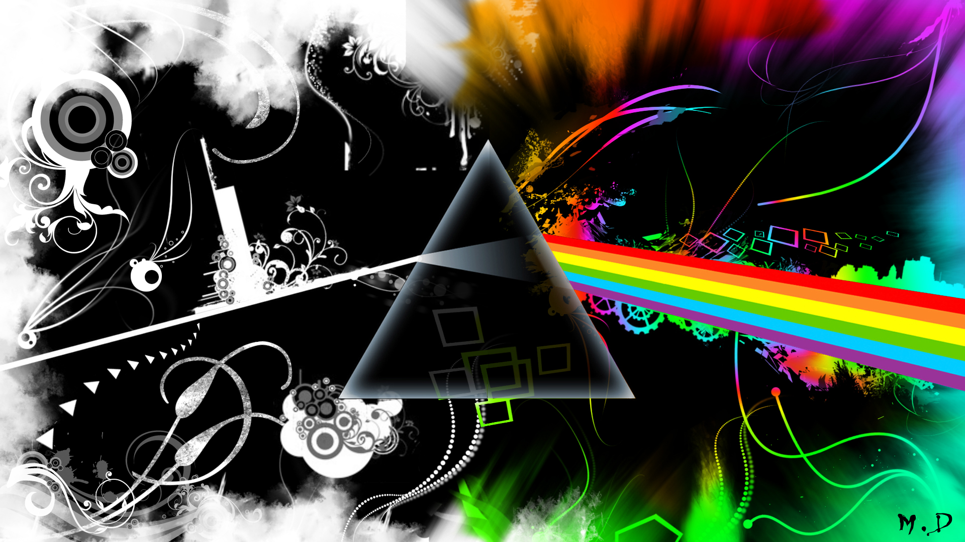 Pink Floyd Dark Side Of The Moon 1920x1080