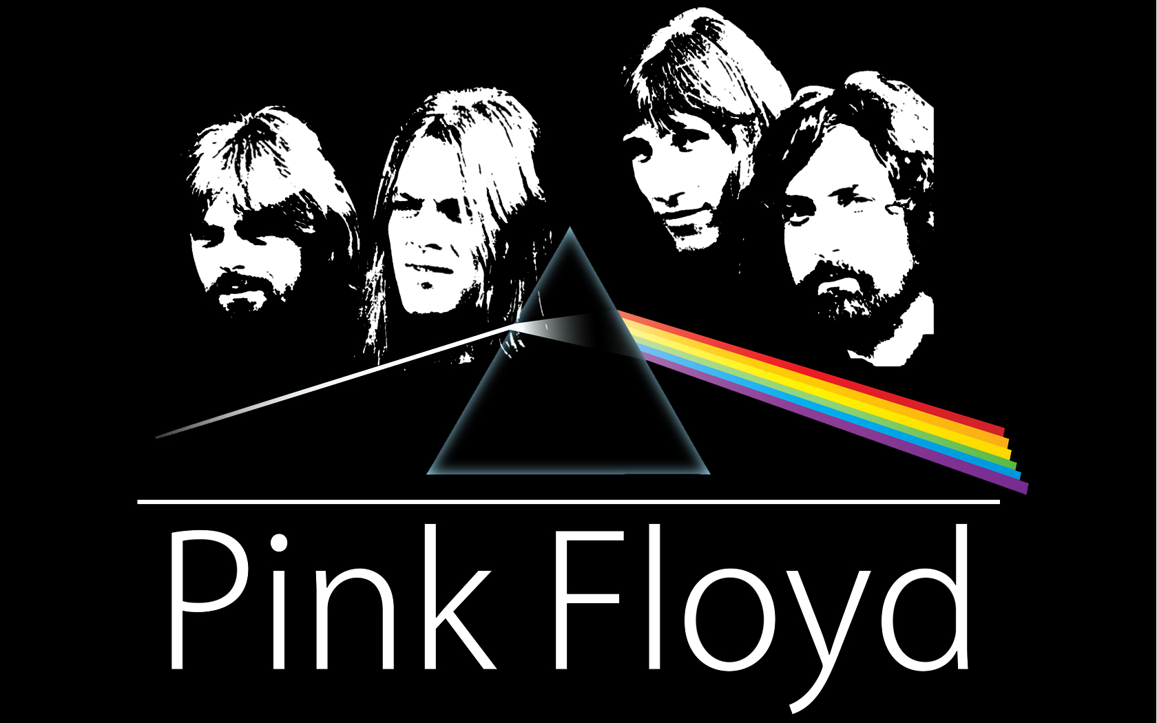 Pink Floyd were an English rock band that achieved international acclaim with their progressive and psychedelic music. Distinguished by their use of ...