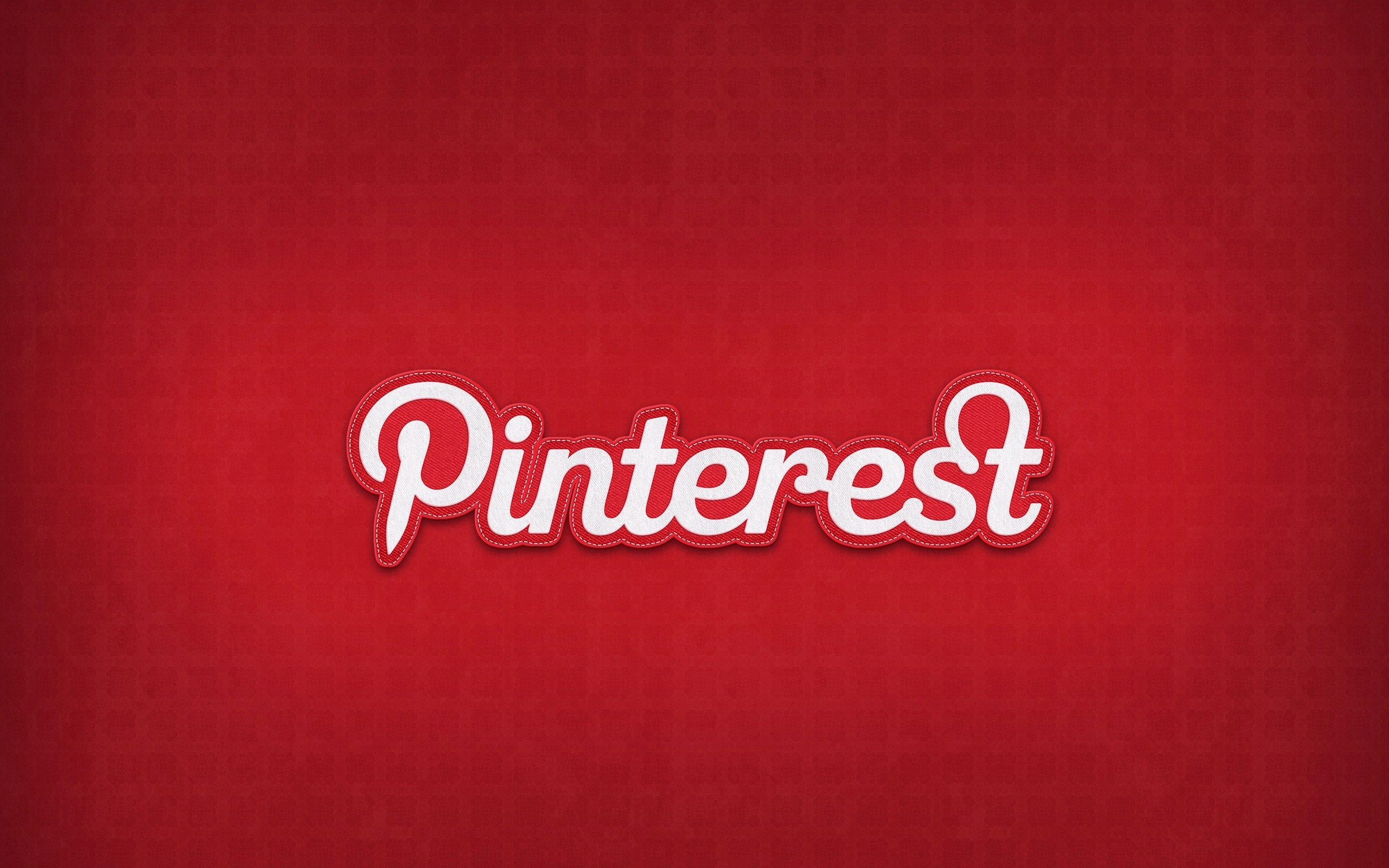 Pinterest Logo Wallpaper