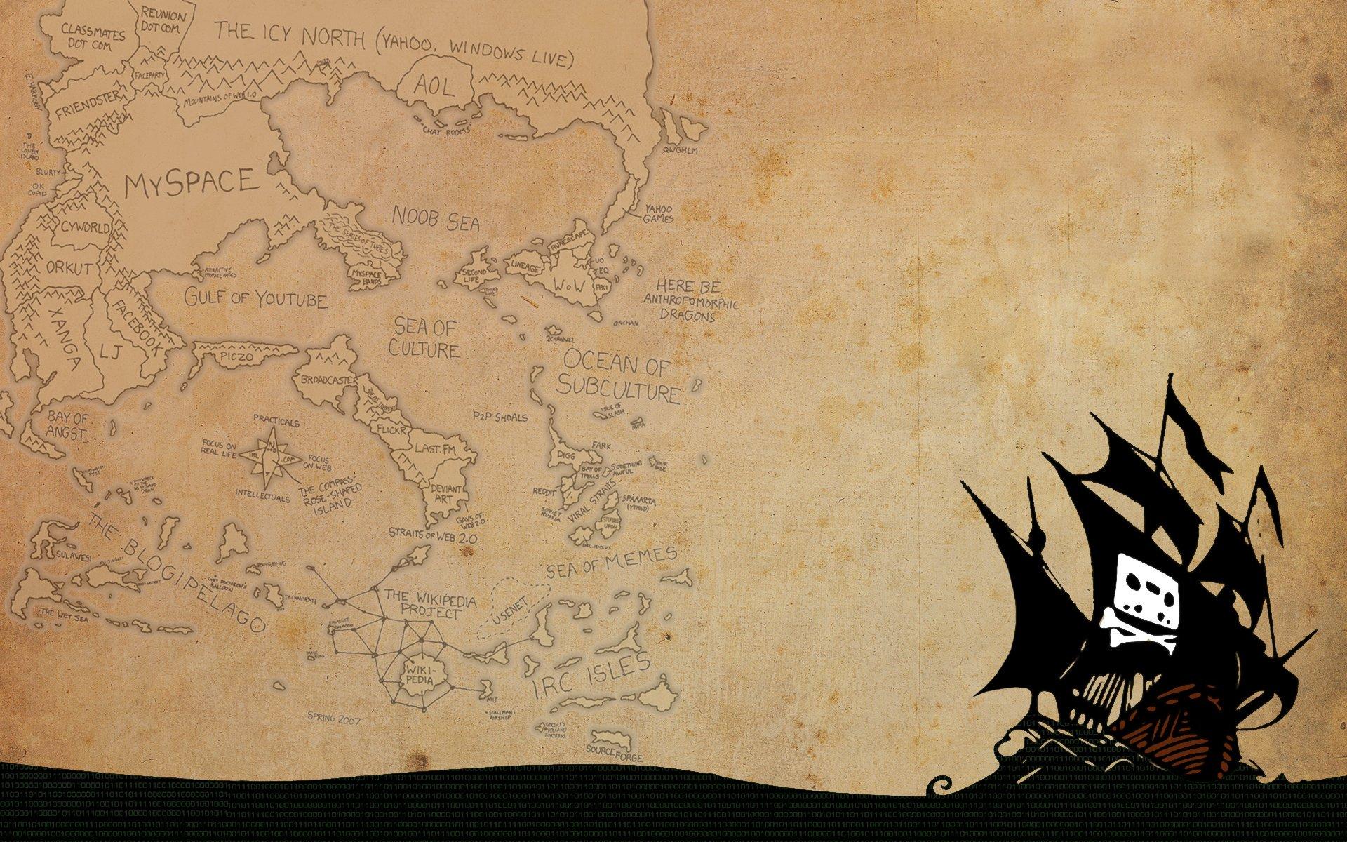 Pirate Wallpaper