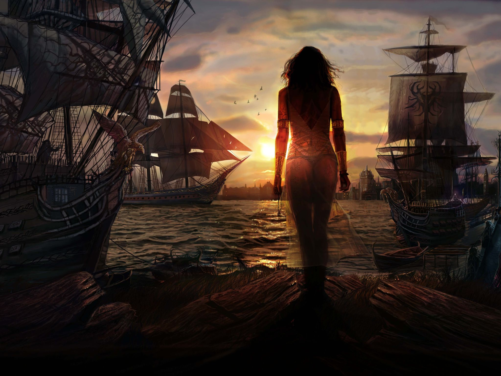 Pirate Wallpaper 42