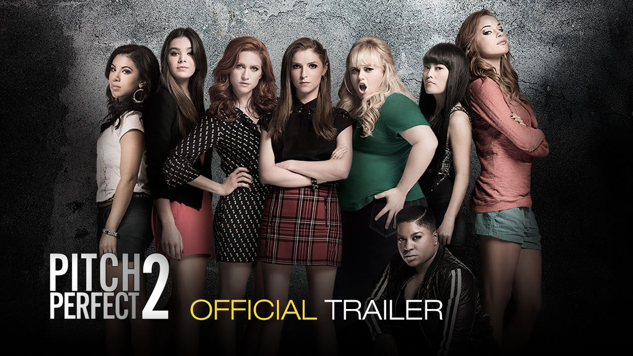 Pitch Perfect 2 - Official Trailer 2 (HD) - Duration: 2 minutes, 31 seconds.