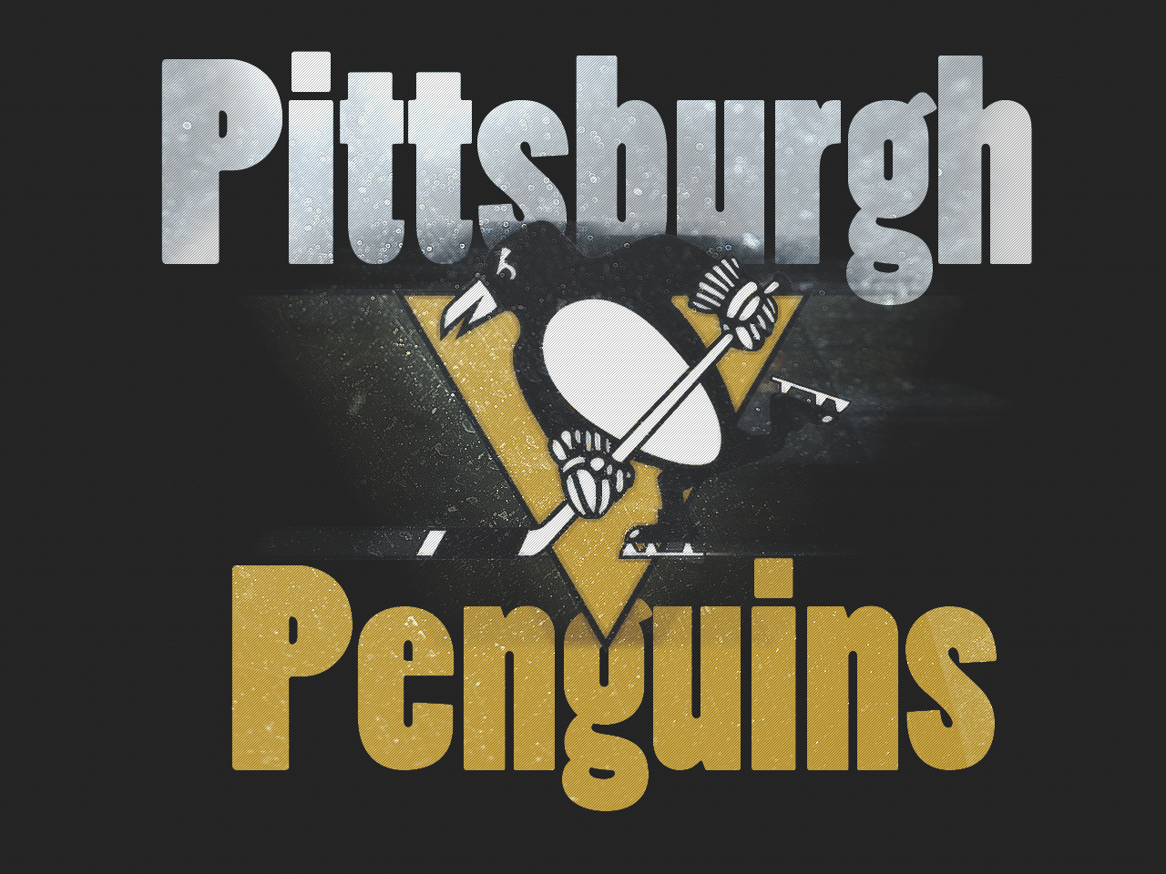 wallpaper for computer pittsburgh penguins | Free Download Pittsburgh Penguins Logo Image Picture Code HD Wallpaper