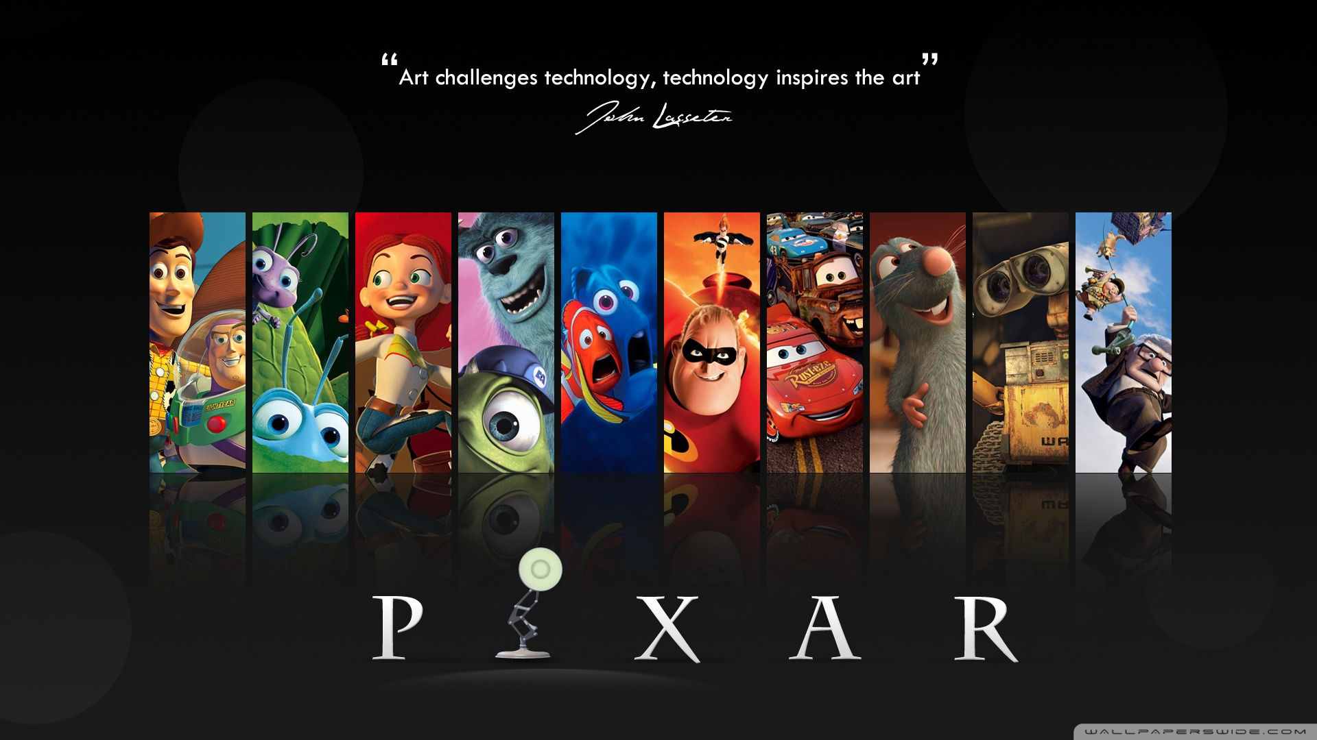 Pixar Wallpaper