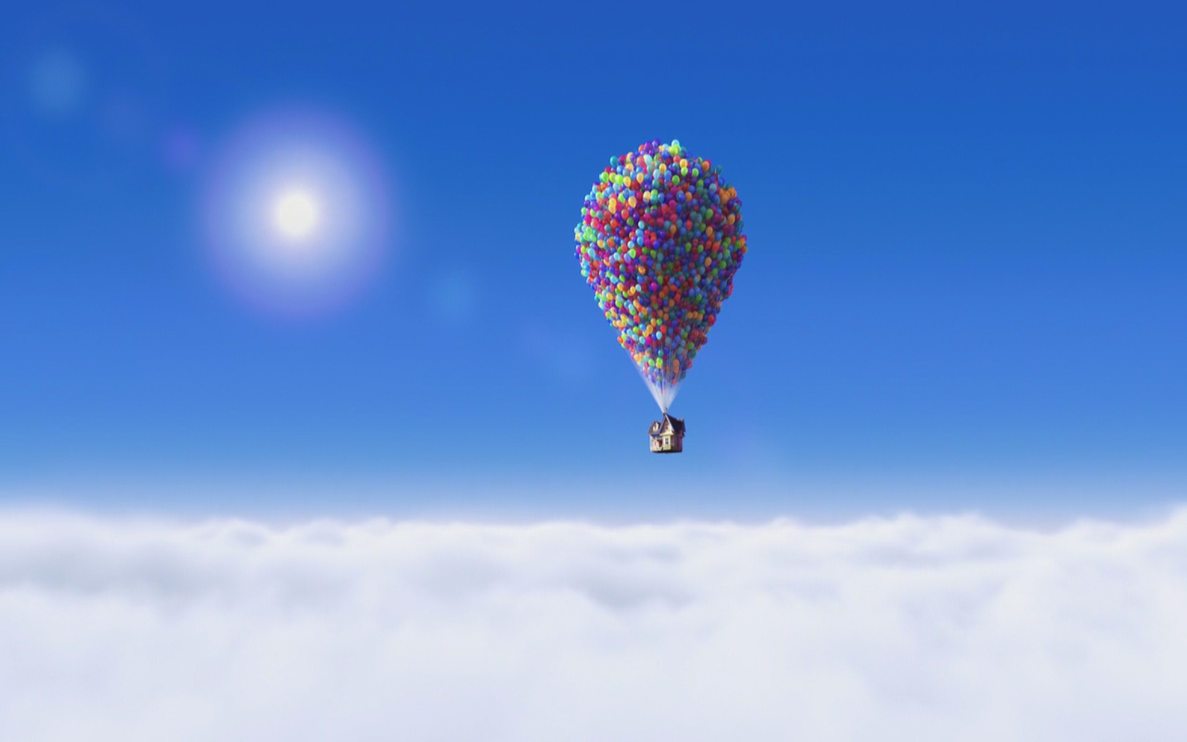 "... Pixar ""Up"" Wallpaper 13 ..."