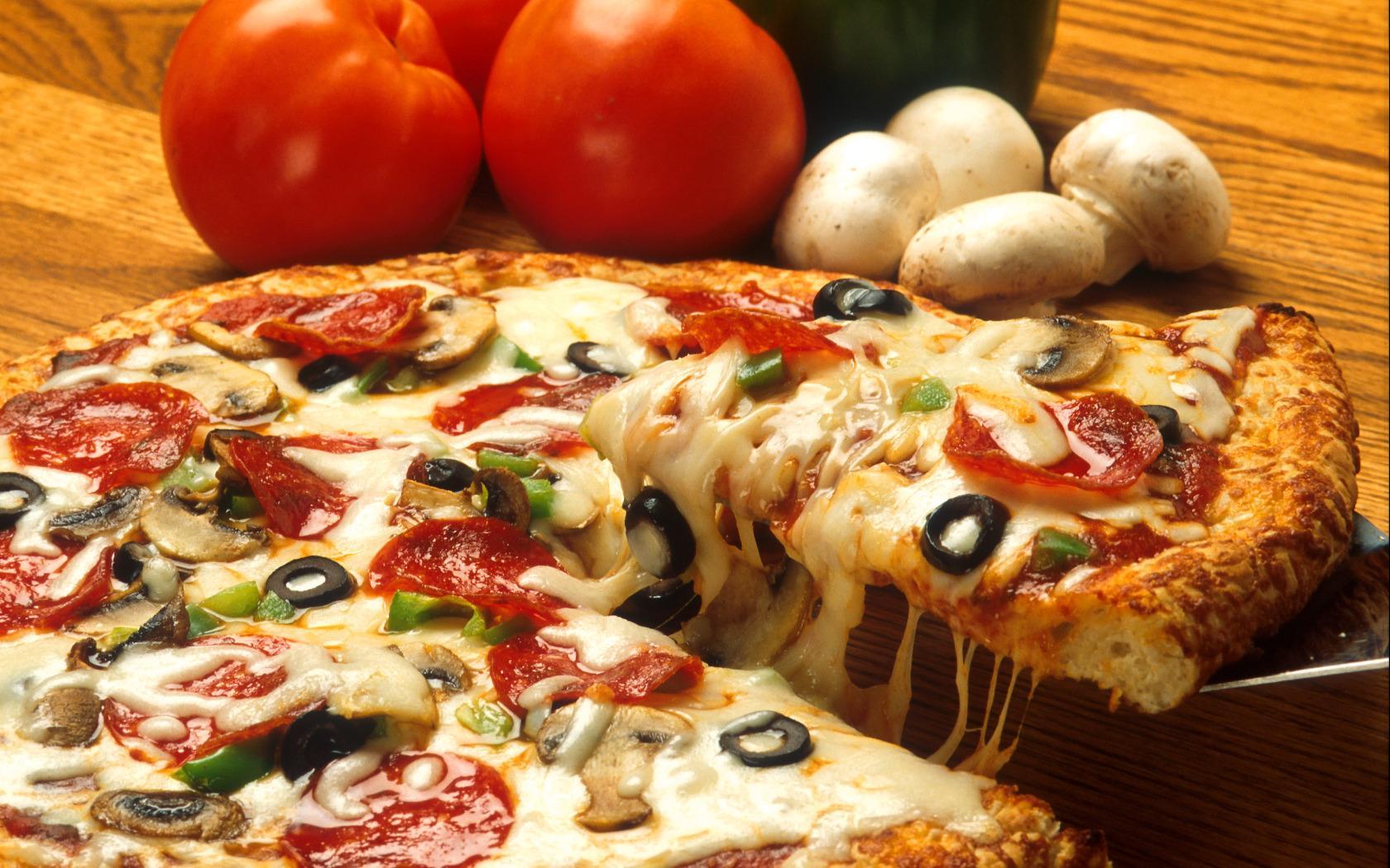 Pizza Wallpaper · Pizza Wallpaper ...