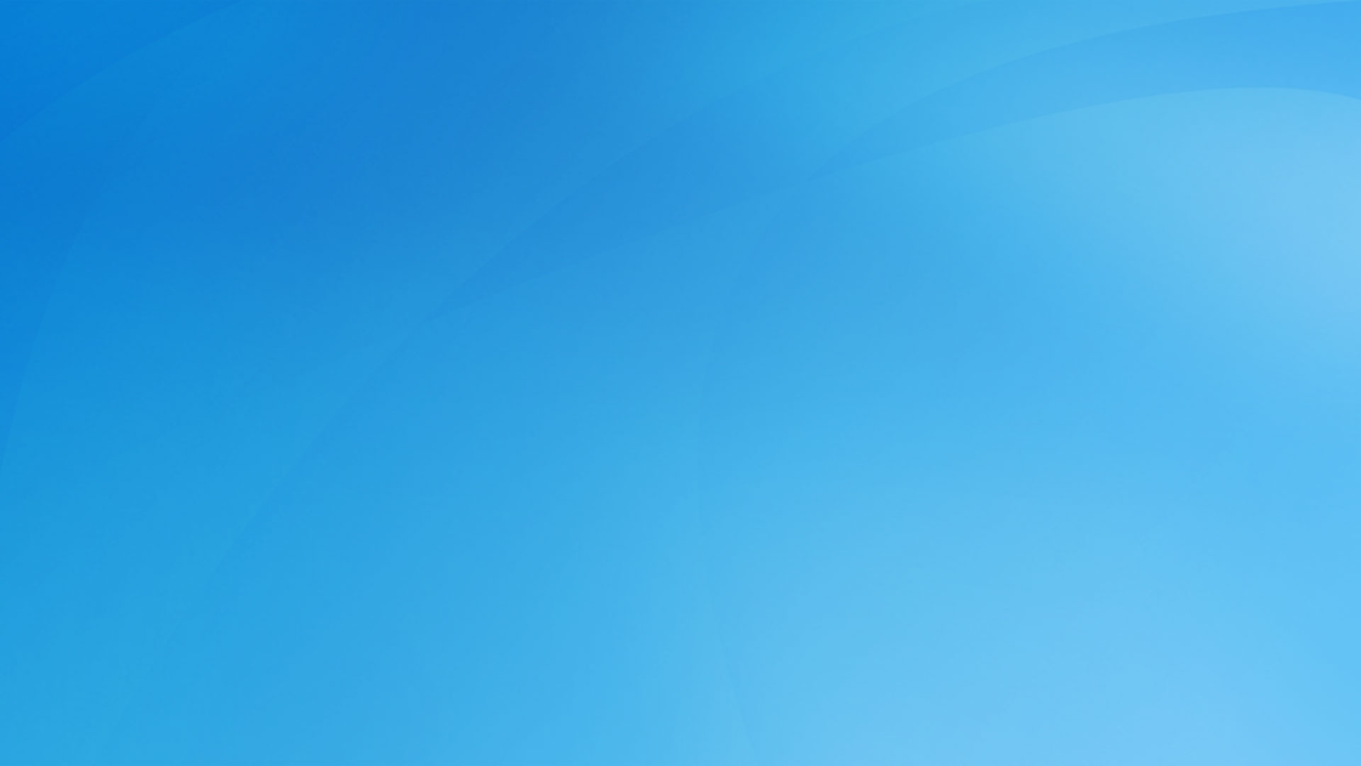 Plain Blue Background