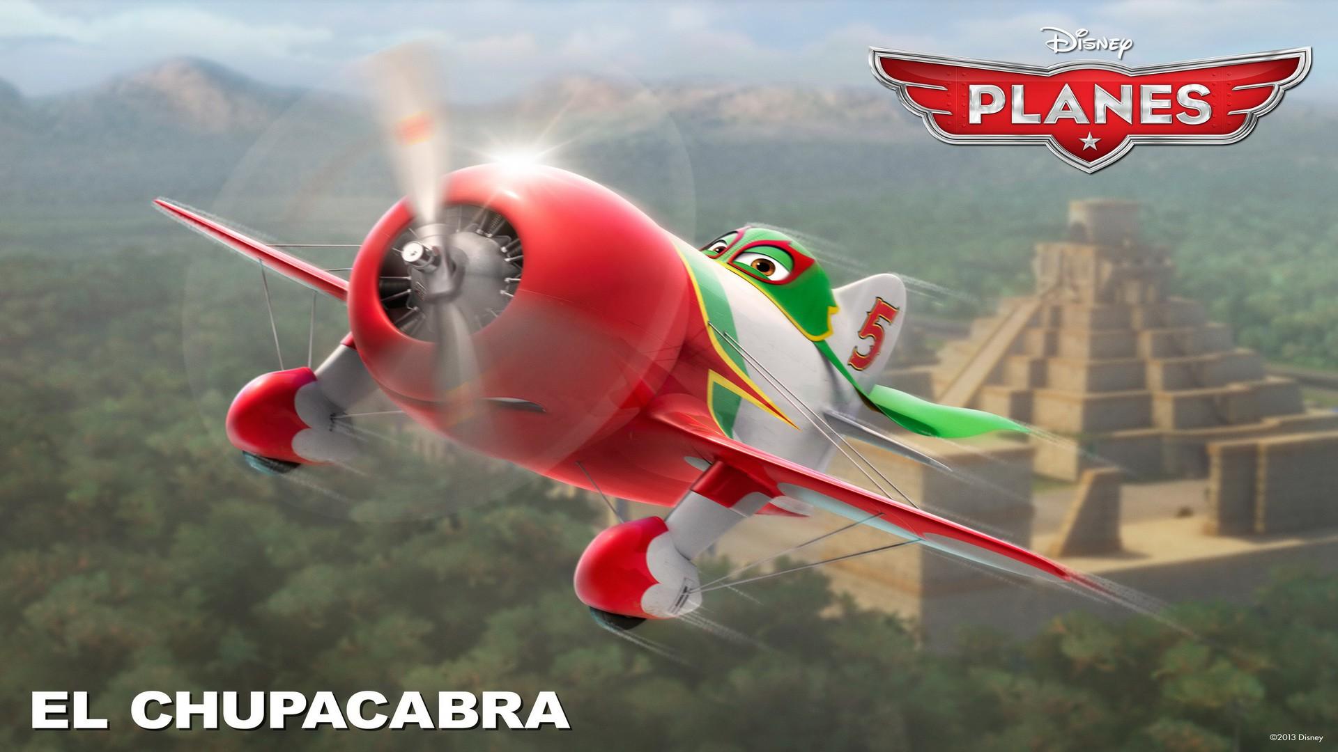 Planes Fire & Rescue Movie 2014