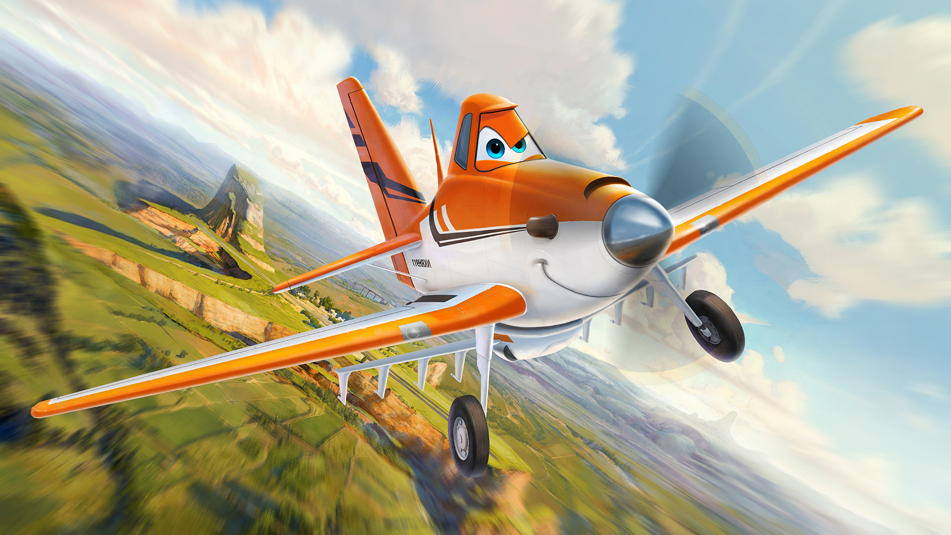 Planes Movie Wallpaper