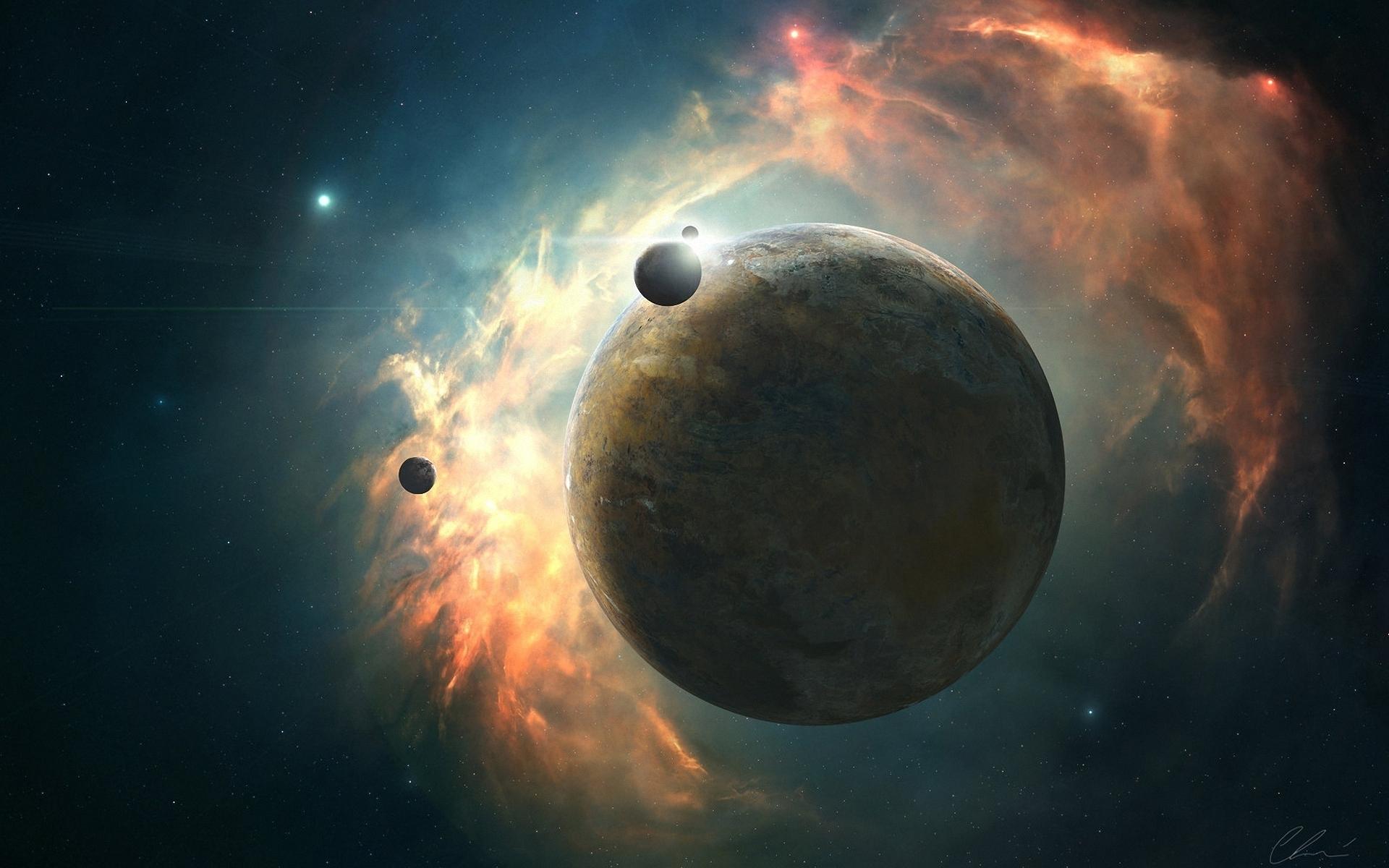 Planet glow energy