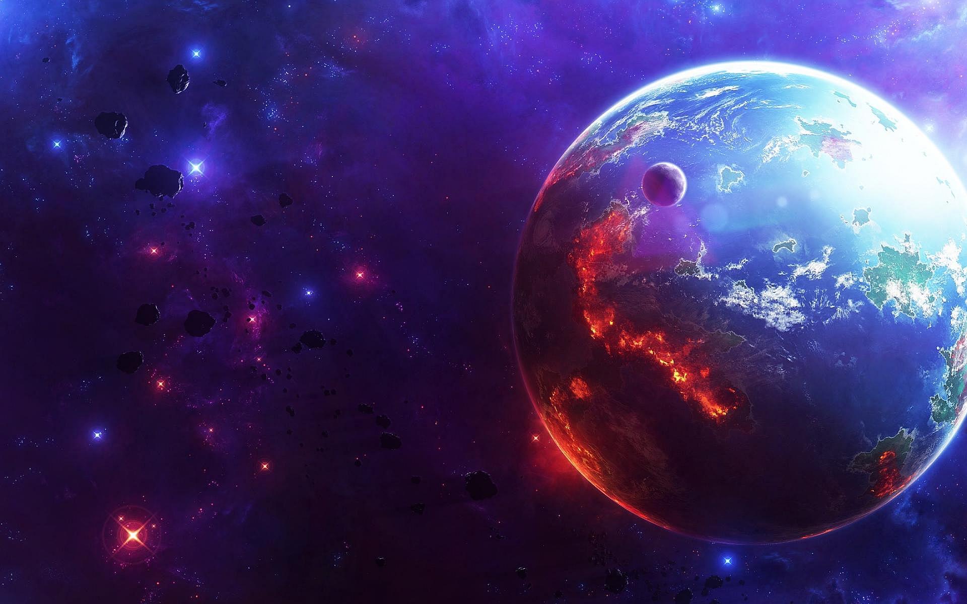 Planet Space Art