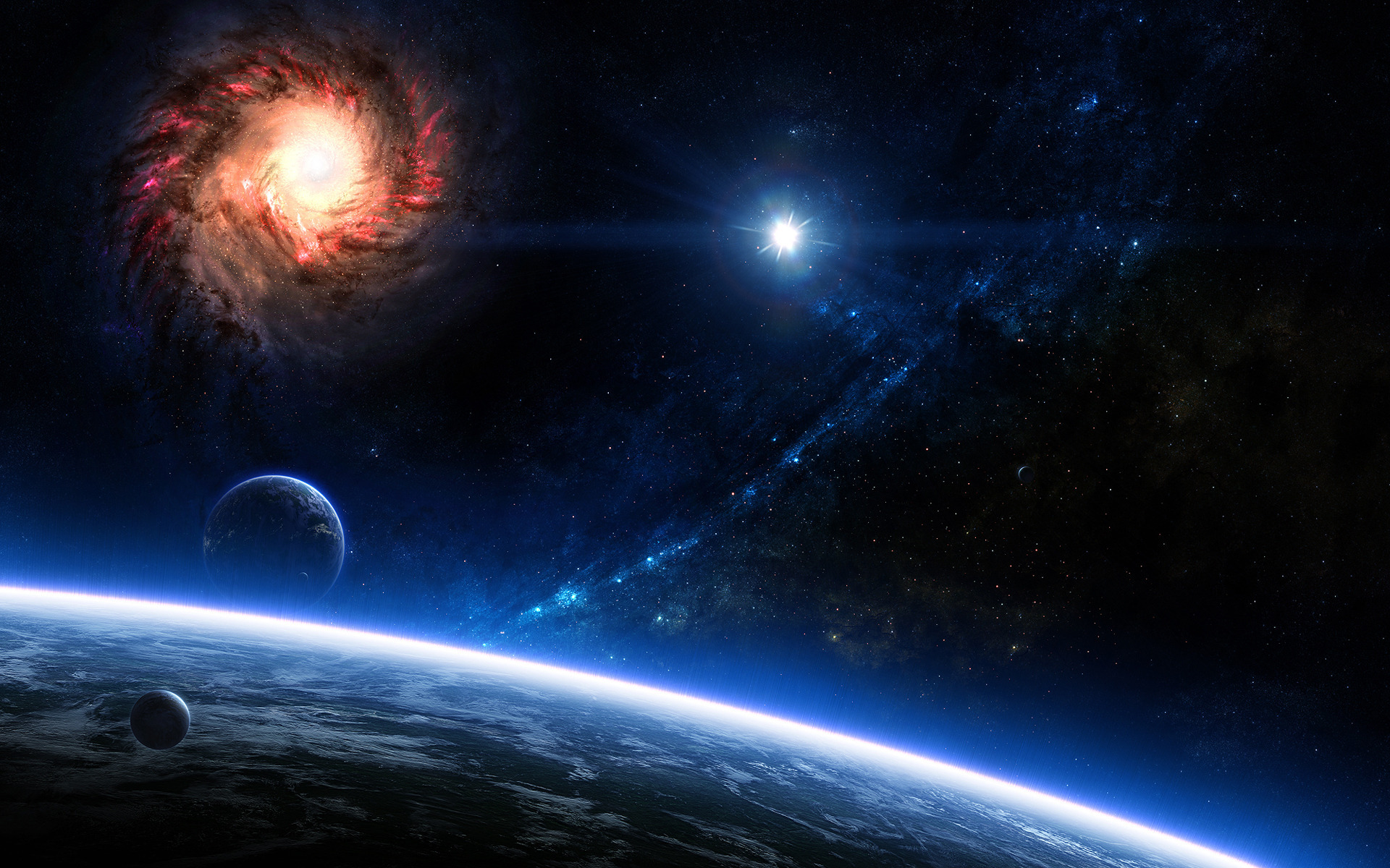 Planet Wallpaper 1057