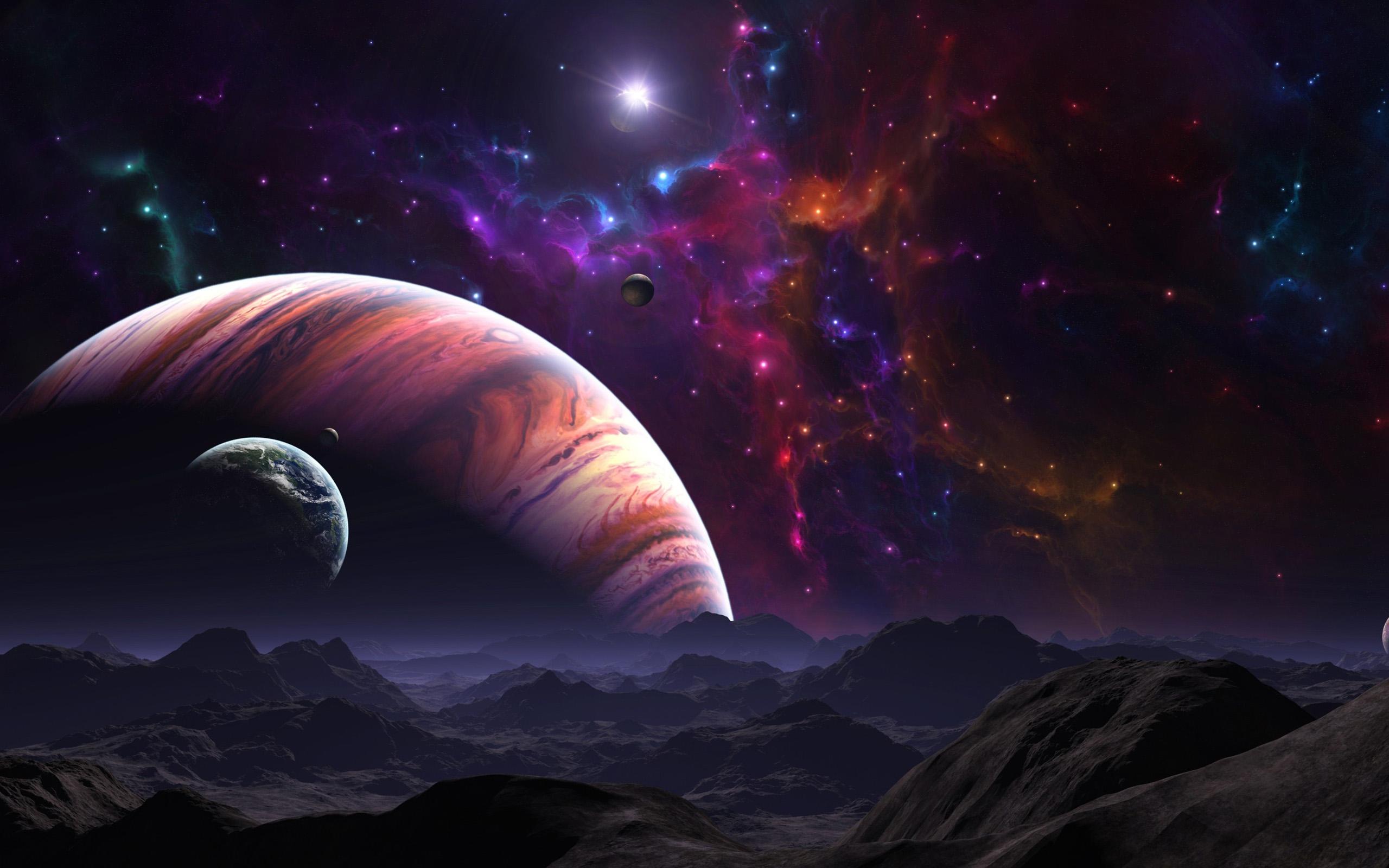 ... Planet Wallpaper ...