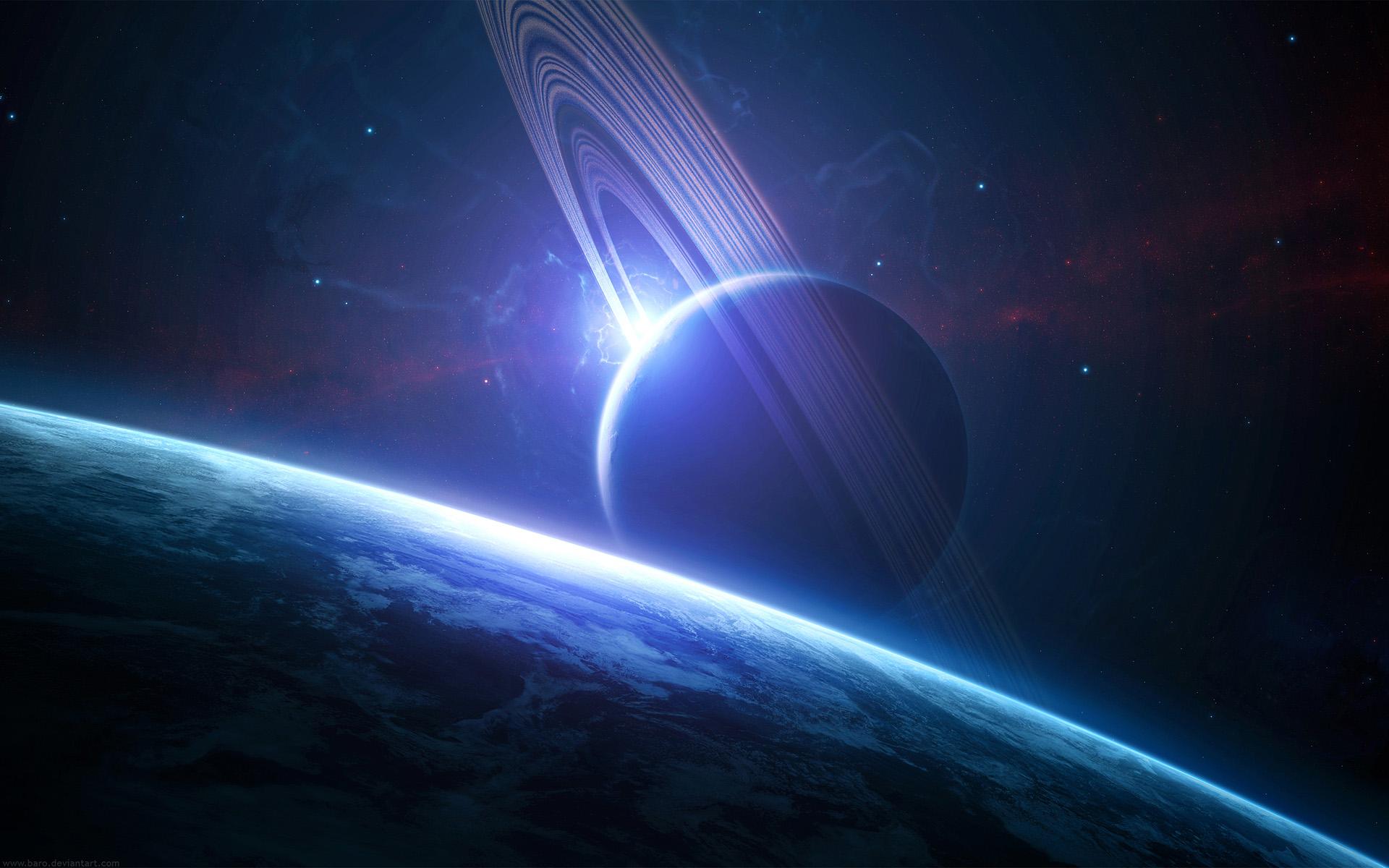 Planet Wallpaper