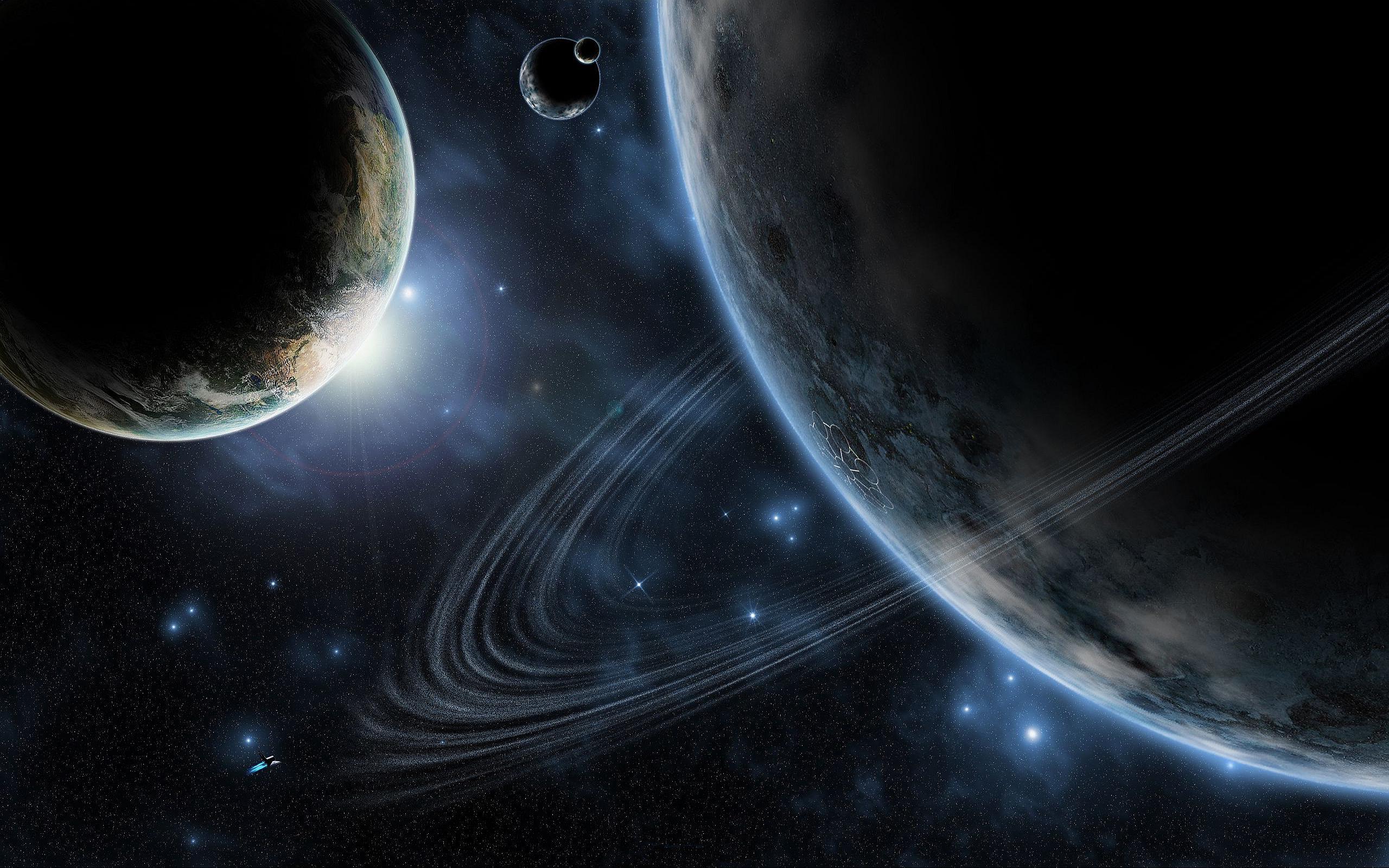 Planets Shuttle Base