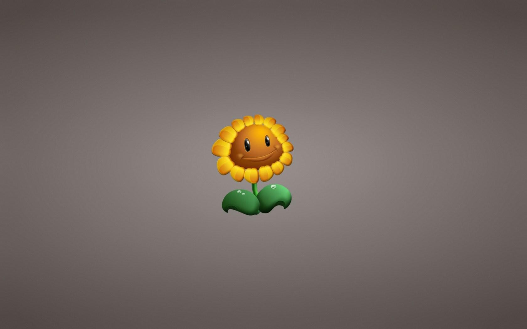 Plants vs Zombies Garden Warfare Sunflower Game Art