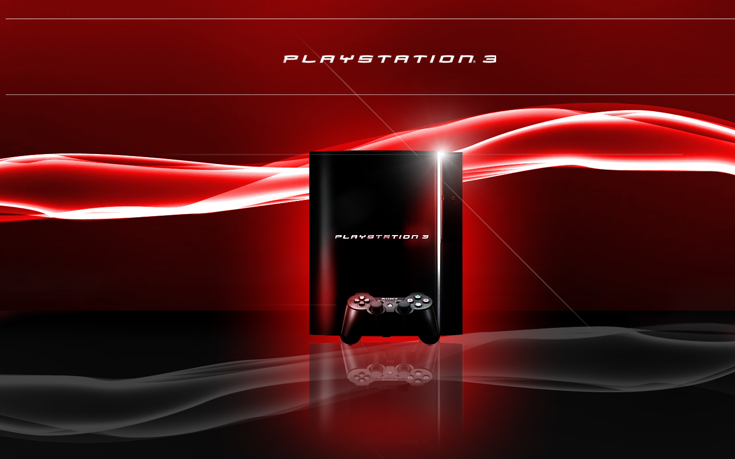 Playstation 3 Wallpaper