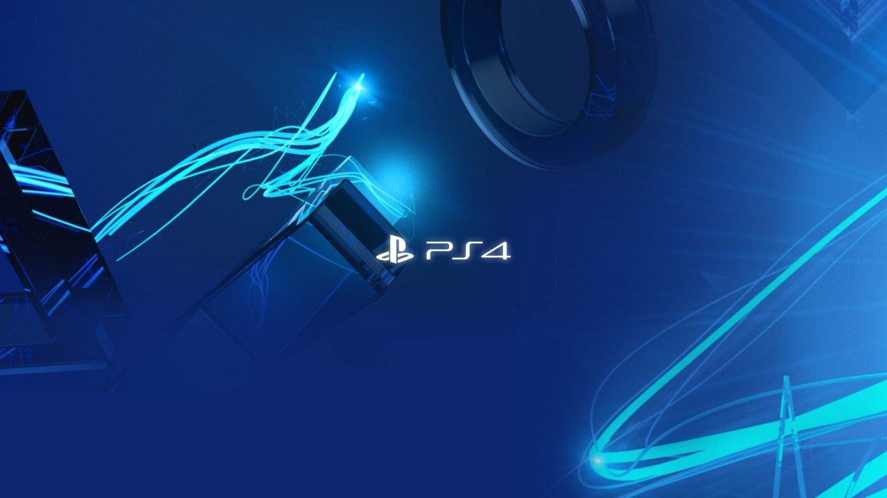 PS4 1080p Wallpaper