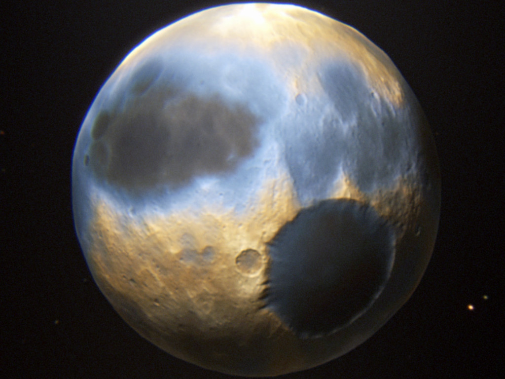 """It's very exciting to think that the dwarf planets could have astrobiological potential,"" says New Horizons lead scientist Alan Stern of the Southwest ..."