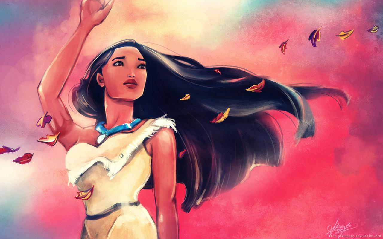 Pocahontas HQ WALLPAPER - (#149060)